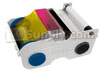 Fargo 44210 YMCKOK Color Cartridge