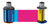 Fargo 84051 YMCK  Color Cartridge