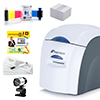 Magicard Pronto Single Sided Printer System