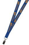 "3/4"" One Color Printed Lanyard (Dual Sided)"