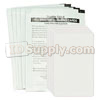 Zebra 104531-001 Cleaning Cards