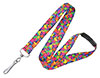 Paint Splatter Lanyard (2138-5270)