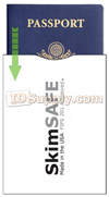 SkimSAFE RFID Passport Shield