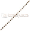 "Metal Bead Chain - 36"" Long"