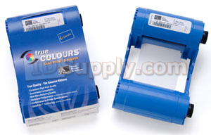 Zebra 800017-248 YMCKOK Color Ribbon Cartridge