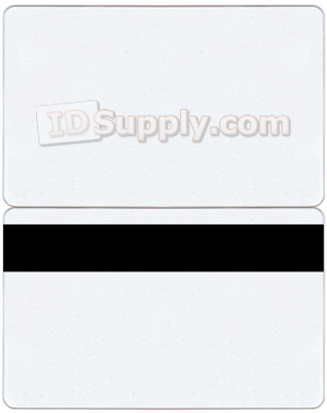 Matte Finish Credit Card Butterfly Pouches with HiCo Stripe