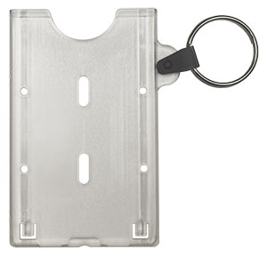 HHP181 Vertical Top Load Card Dispenser with Key Ring